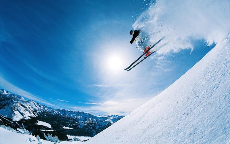 ¿Qué músculos utilizamos más cuando esquiamos?