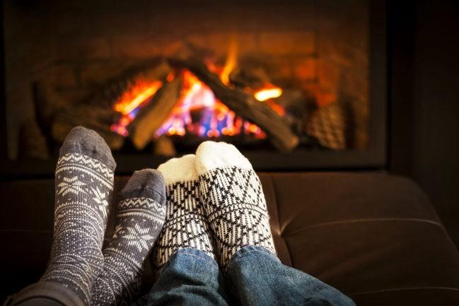 Consejos para mantener los pies calientes esquiando
