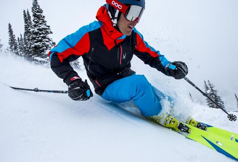 La ropa que debes utilizar para esquiar