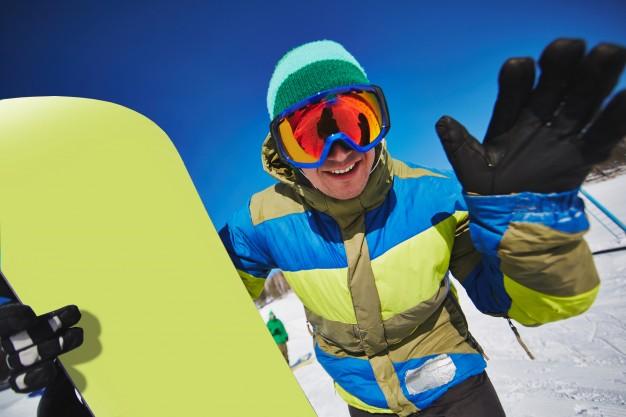 Beneficios del esquí y del snow